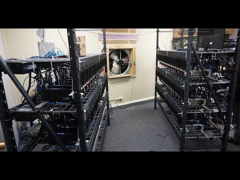 $80,000 Mining Rig Interview – 70x 1080tis!