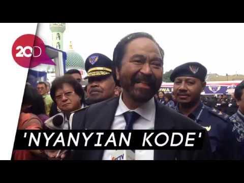 Ada Kode dari NasDem Soal Pendamping Jokowi di Pilpres 2019