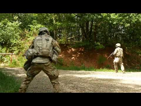 DFN:21st TSC Best Warrior Competition STX 1 BAUMHOLDER, RP, GERMANY 07.09.2018