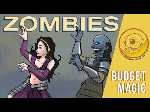 Budget Magic: $89 (35 Tix) Zombies (Standard)