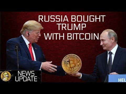 BTC Bull Run? Russia Buys Trump – Bitcoin & Cryptocurrency News