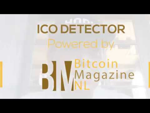 ICO Detector #1: Smart Containers ICO, Digibyte, 0X en Binance (DUTCH)