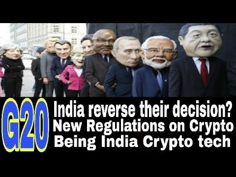 G20 : India Reverse Their Decision? New Guidelines For Cryptocurrency | Being India Crypto Tech