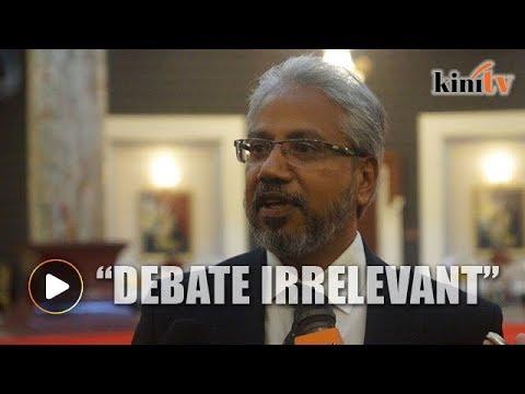 Waytha: Ramasamy-Zakir Naik debate not good for united M'sia