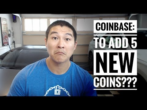 Coinbase – Adding 0x, ADA, BAT, Zcash, Stellar? – Which One is YOUR Favorite?