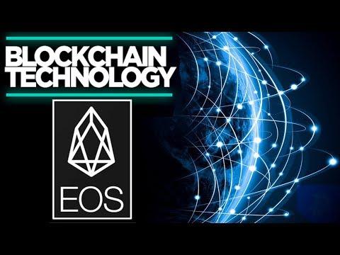 EOS Blockchain Will Change The World in 5 Years