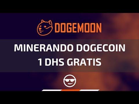MINERADORA DOGECOIN 1 DHS GRATIS