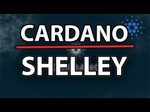 What Is Cardano (ADA) Shelley Project?!