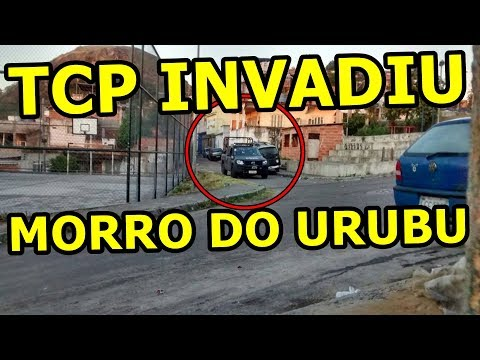 TCP INVADE URUBU ADA COM MESSI EX FRENTE