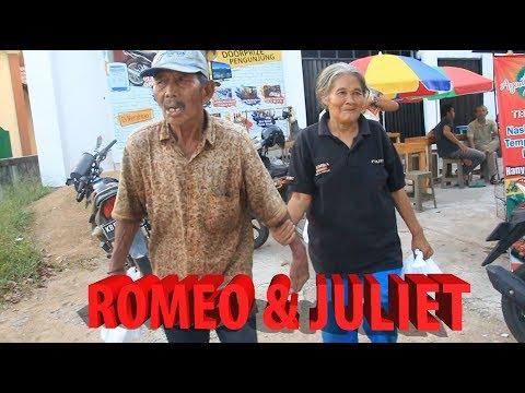 TERHARU BANGET.!! KISAH NYATA TERNYATA DI INDONESIA ADA ROMEO & JULIET. SOCIAL EXPERIMENT