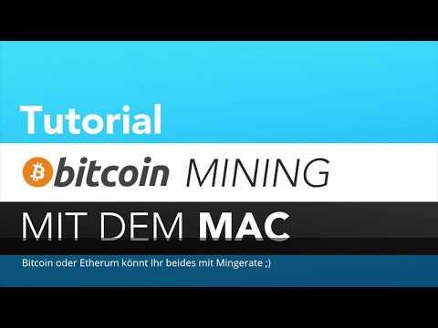 Etherum und Bitcoin Mining ganz einfach mit dem Mac 2018 [Deutsch]