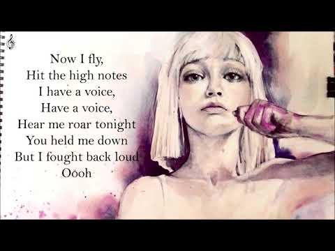 Sia – Bird Set Free [Lyrics]