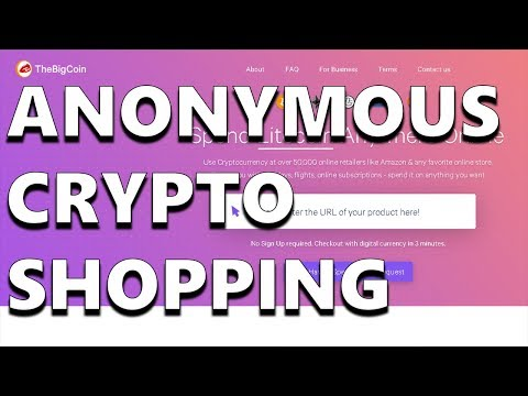 Be Careful of Anonymous Cryptocurrency Shopping