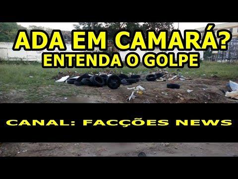 TCP CAMARÁ SOFRE GOLPE ADA APÓS GERENTE NÃO ACEITAR O FRENTE SABÃO
