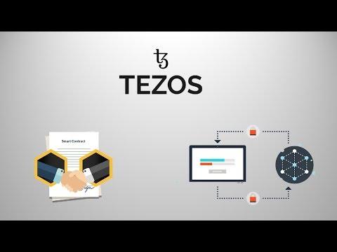 Криптовалюта Tezos (XTZ) – Блокчейн 3.0 | Обзор платформы Tezos