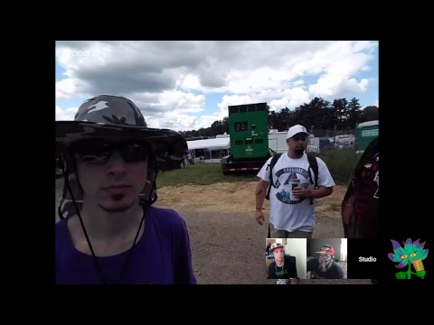 TFTLP Ep 71 #yjc #dcn #backpackrap Gathering of The juggalos Whoopstock Special with Bklyn Menace