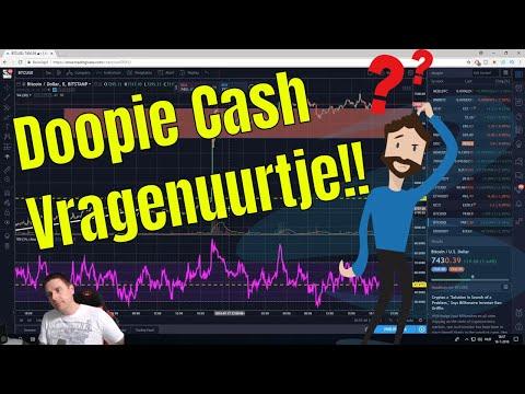 Doopie Cash Vragenuurtje | Bitcoin & Crypto