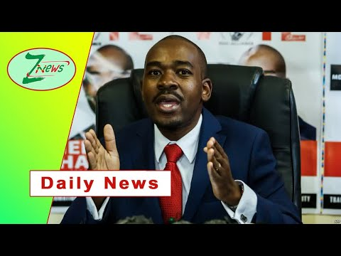 Nelson Chamisa Threatens to Take ZEC Headon Over Printing of Ballot Papers