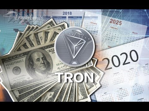 Tron(TRX) Price Predictions 2018 _  What Will Be The Price of Tron (TRX) in Five Years From Now