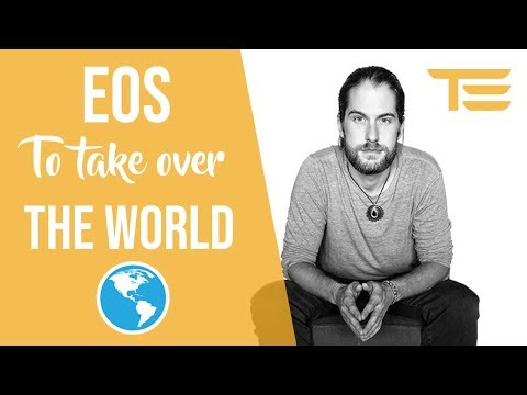EOS Block One Peter Thiel Investment to takeover the world