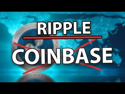 Why Ripple (XRP) Might NOT Ever Get Listed On Coinbase!