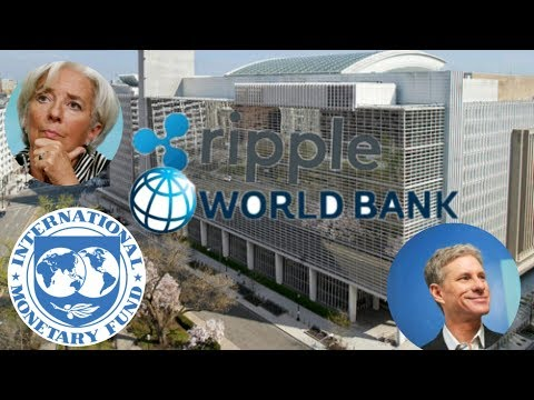 IMF Bullish On Ripple XRP Central Banks Will Adopt The XRP World Currency.