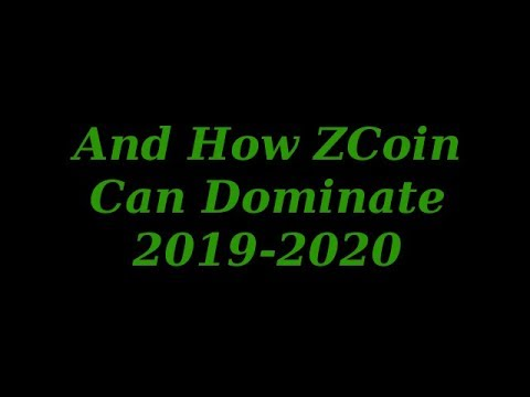 Why ZCash Will Dominate 2018-2019
