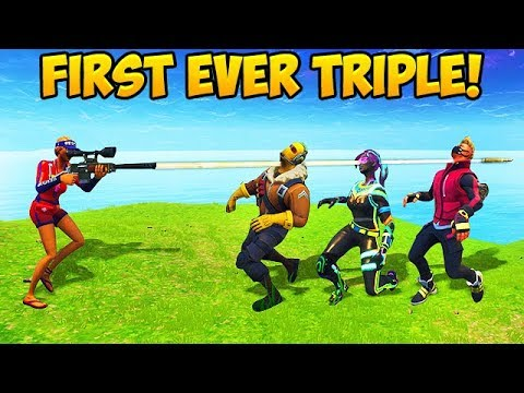 3 KILLS WITH 1 BULLET! – Fortnite Funny Fails and WTF Moments! #261 (Daily Moments)