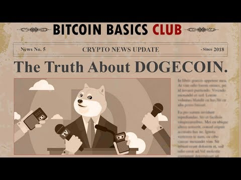 What Is Dogecoin | Dogecoin News – The Truth about DOGECOIN | Crypto News In English