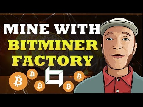 Use Renewable Energy To Mine Cryptocurrency With Bitminer Factory
