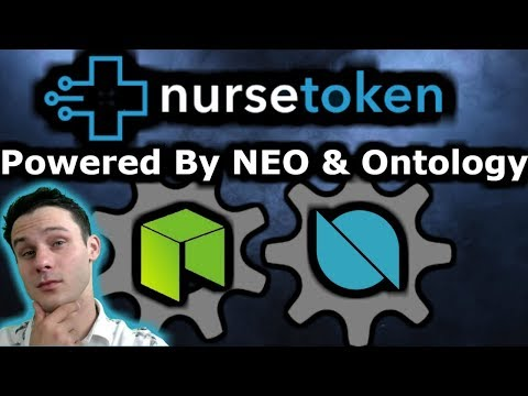 NurseToken | Powered By NEO and Ontology | First Project To Utilize Both!! | $NUR $ONT $NEO