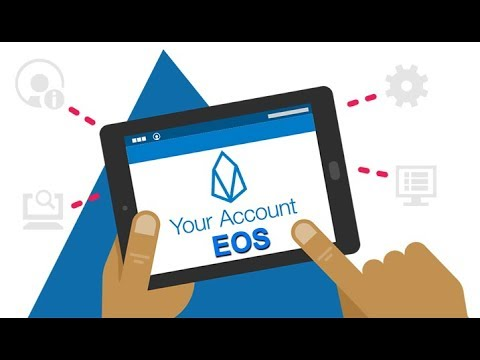 How to create an EOS Account – A Step by Step Guide