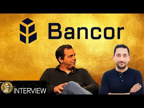 Bancor Cryptocurrency Security Breach & Decentralization + EOS – Eyal Hertzog & Omri Cohen
