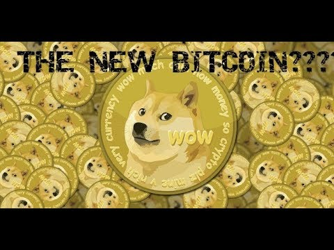 DOGECOIN IS IN!!!! THE NEXT BITCOIN!!!!
