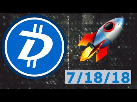 DigiByte(DGB) Price Analysis 7/18/18 (HOLDING STRONG)