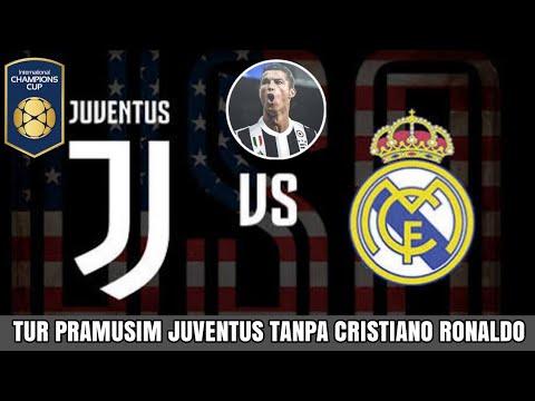 Sayang Sekali, Ronaldo Tak Ikur Tur Pramusim Juventus, Padahal Ada Jadwal Lawan Madrid Juga