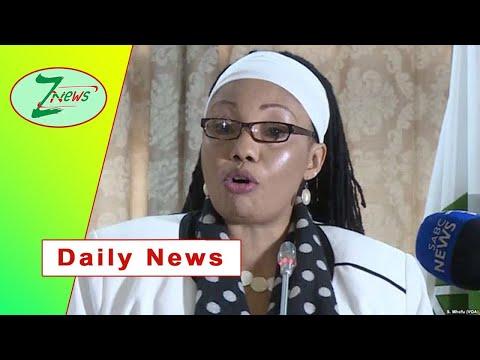 ZEC chair speaks on voters' roll