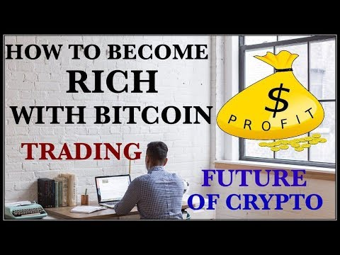 WHAT IS BITCOIN CRYPTOCURRENCY HOW BITCOIN TRADING CAN MAKE YOU RICH IN FUTURE HINDI