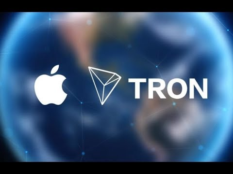 Tron News! Here Is How Tron (TRX) Will Become 'The Apple' Of Crypto and Blockchain