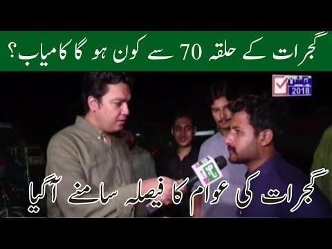 Who Will Win in Gujrat NA 70 ? Neo News