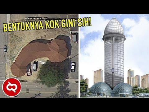 Ada Dari Indonesia! 10 BANGUNAN UNIK & MEGAH YG DIDIRIKAN SEBAGAI BUKTI CINTA