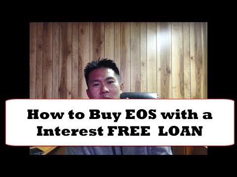 How to Borrow BitUSD to Buy EOS on Margin Loan Uisng Bitshares Decentralize Exchange