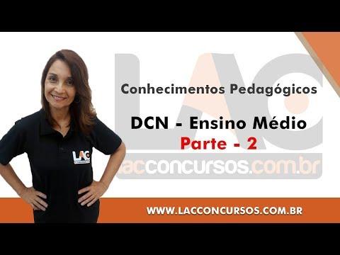 DCN Ensino Médio – Conhecimentos Pedagógicos