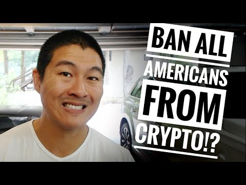 Congressman says to Ban American Citizens from Mining and Investing in Cryptocurrencies!