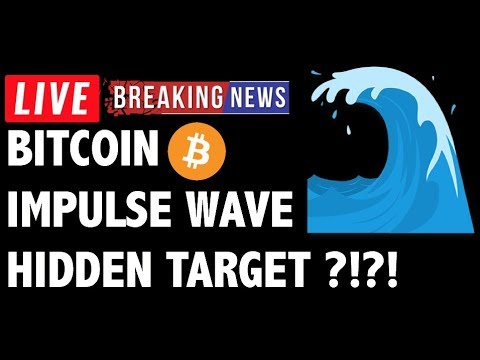 Hidden Impulse Wave Target for Bitcoin (BTC)?! – Crypto Trading Analysis & Cryptocurrency News