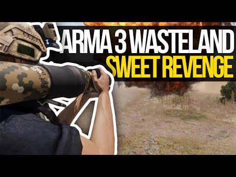 BEST REVENGE EVER?! – Arma 3 Wasteland (Stratis)