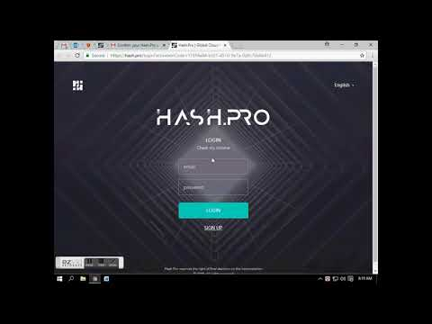 Hash Pro Global Cloud Bitcoin Free 100 Ghs Airdrop Mining 2018