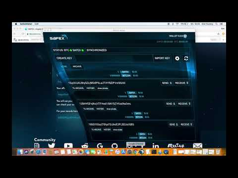 Program Partnerski SAFEX First Movers Official TUTORIAL