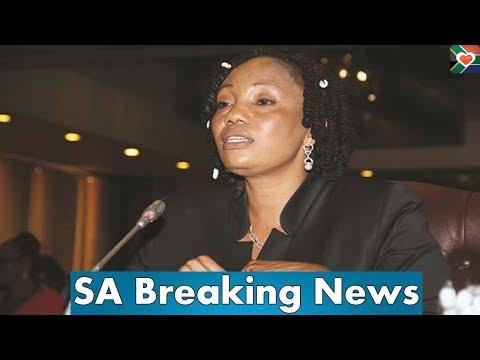LOOK! ZEC chairperson Justice Priscilla Chigumba faces trouble