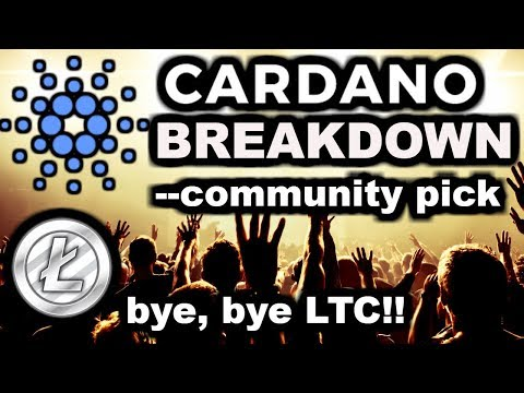 What Is Cardano $ADA ? | Cardano Explained-Ouroboros POS | Overtaking $LTC Soon | Cardano News